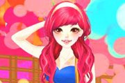 Anime Peach Girl