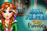 Anna Frozen Real Haircuts