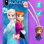 Anna Iphone Max Decoration