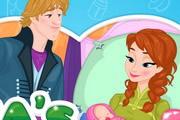 Anna's Valentine Baby
