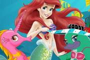 Ariel Underwater Contest