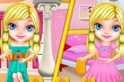 Мода Диснея для малыша Барби