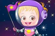 Baby Hazel Astronaut Dressup