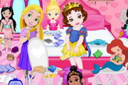 Baby Princess Room Cleaning