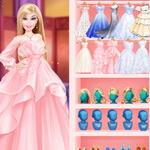 Barbie's Fashion Wardrobe