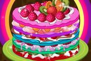 Delicious Crepe Cake