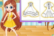 Design Your Manga Dress