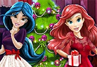 Disney Princesses & The Perfect Christmas Tree