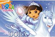 Dora Driving Horse Jigsaw
