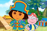 Dora Sea Treasure Hunt Adventure