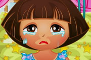 Dora Sun Burn