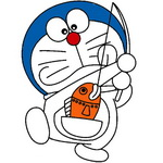 Doraemon Coloring Book
