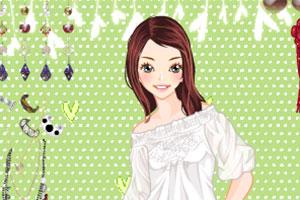 Eliza Girl Dressup