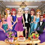 Elsa And Jack's Love Family Ball
