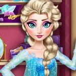 Elsa Closet Challenge