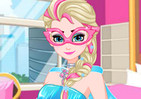 Elsa In Princess Power