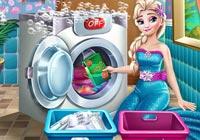 Elsa Laundry Day