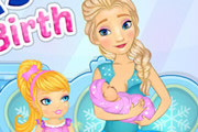 Elsa's Baby Birth
