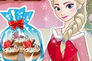 Elsa's Christmas Visit
