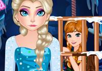 Elsa Saves Anna