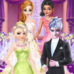 Elsa Sweet Wedding
