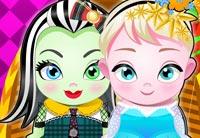 Elsa X Frankie Babies