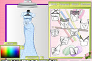 Fashion Studio - Wedding Dress Design