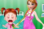 Frozen Anna Baby Doctor