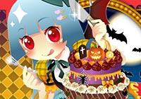 Halloween Cake Style