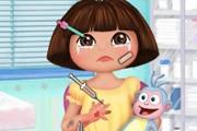 Heal Dora Hand
