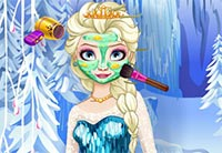 Ice Queen Magic Makeover