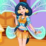 Jasmine Princess Winx Style
