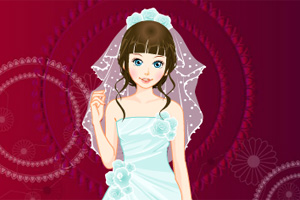 Jinny Wedding Dress Up