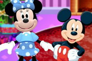 Mickey And Minnie New Year Eve Party