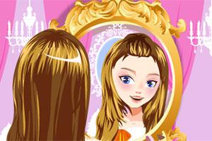 Mirror Student Makeup