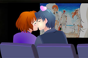 Movie Kissing