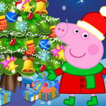 Peppa Pig Christmas Tree Deco