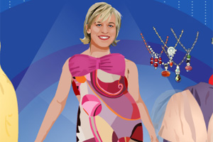 Peppy ' s Ellen Degeneres Dress Up