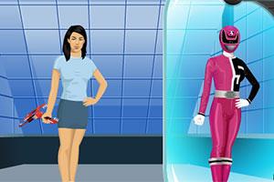 Power Ranger Dress Up