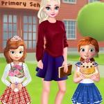 Princess Elsa Teacher's Day
