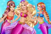 Коронация принцессы-русалки