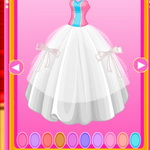 Princess Party Dress Design