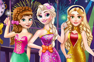 Princess New Year Ball