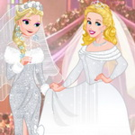 Princesses Bffs Wedding