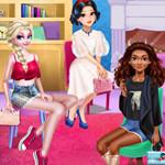 Princesses Fashion Shoes Tryout