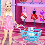Princesses Valentine Day Shopping