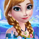 Princesses Winter Make Up