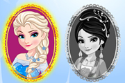 Queen Elsa Time Travel: China