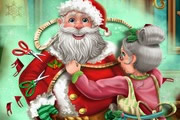 Santa Christmas Tailor