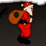 Santa Goes Home